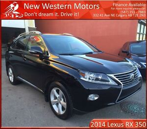 2014 Lexus RX 350 LOCAL SUV/NO ACCIDENT/B.CAM/REMOTE START