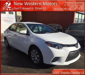 2015 Toyota Corolla LE HAIL SALE! PRIVATE SALE!!! HUGE SAVINGS!!