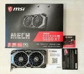 MSI RX 5600 XT