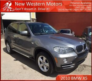 2010 BMW X5 xDrive30i PARK SENSORS/PANORAMIC ROOF/LOW KM!