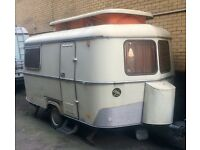 ERIBA TRITON 1981 3 BERTH CARAVAN , PRICED TO SELL