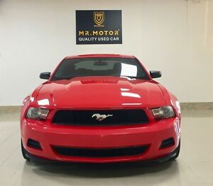 2010 Ford Mustang V6,ACCIDENT FREE!!! ONE OWNER, CERTIFIED