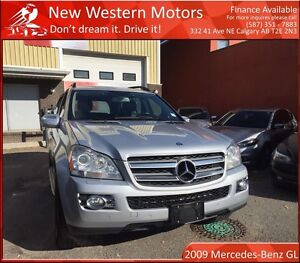 2009 Mercedes-Benz GL-Class FULLY LOADED! NAVI/B.CAM/DVD/HEATED