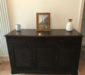 Large Moroccan style sideboard