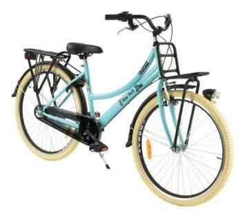 Transportfiets 26 inch New York met Voordrager 3-Speed