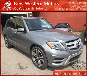 2014 Mercedes-Benz GLK-Class GLK350 4MATIC ACCIDENT FREE!