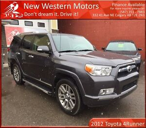 2012 Toyota 4Runner SR5 V6 1 YEAR WARRANTY! NO ACCIDENT!