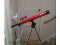 *NOW £12.95* Tasco 56T Telescope With Tripod (Parts. Problem with Focus) *NOW £12.95*