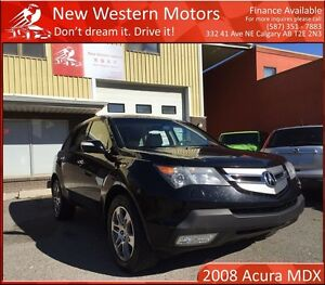 2008 Acura MDX Base MINOR HAIL MAJOR SAVINGS!!