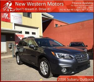 2016 Subaru Outback 2.5i B.CAM! MINOR HAIL MAJOR SAVINGS! LOW KM