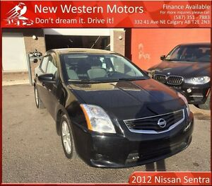 2012 Nissan Sentra LOW KM! HAIL SALE! BLOW OUT PRICING!