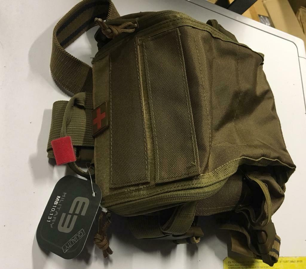 Military first aid bag - H 11'' | in St George, Bristol | Gumtree