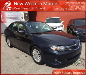 2009 Subaru Impreza 2.5 i HEATED SEATS! SUNROOF! AWD! LOW KM!