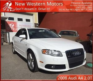 2008 Audi A4 2.0T Quattro NEW YEAR SALE!