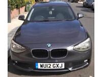 BMW 1 Series 118d New shape 2.0 Automatic 2012. Clean