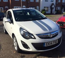 Vauxhall Corsa Sting - LOW MILEAGE ONLY 6,800!