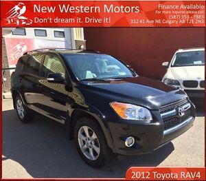 2012 Toyota RAV4 Limited NAV/BCAM/EXTENDED WARRANTY 2019!