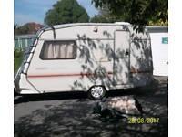 Abbey Lincoln 2berth caravan