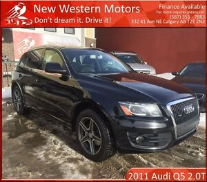2011 Audi Q5 2.0T Premium Plus 2 SET TIRES/1 OWNER/NO ACCIDENT