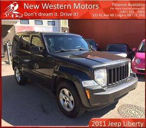 2011 Jeep Liberty Sport LIGHT HAIL! LOW KM! AWD!