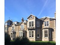 Beautiful West Ferry Victorian Mansion Flat Share