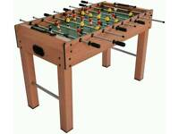 "Brand new Giantex 48"" Foosball Soccer Competition Table Game Party Leisure Sport"