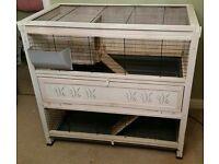 Indoor rabbit hutch for sale £90 ono