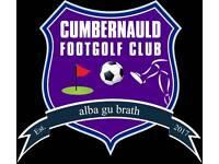 Cumbernauld footgolf club