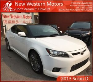 2013 Scion TC ACCIDENT FREE!! SUNROOF!! 1 OWNER!!