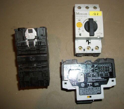 Klockner Moeller Motor - Protective Circuit Breaker PKZMO-0-63