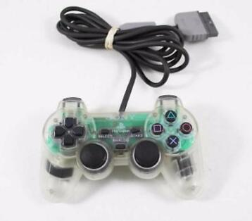 Sony Dual Shock Controller Crystal (PS1)