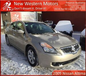 2009 Nissan Altima 2.5 S HAIL SALE! REMOTE START! HEATED SEATS!