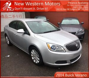 2014 Buick Verano LIGHT HAIL!! JUST LANDED!!