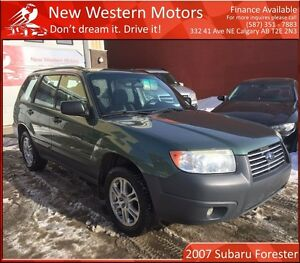 2007 Subaru Forester Columbia Edition 2 SETS OF TIRES!