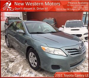 2011 Toyota Camry LE VERY LITTLE HAIL! LOW KM!