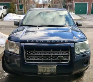 Awesome in snow! 2008 Land Rover LR2 4x4