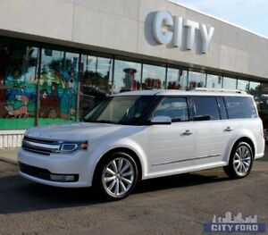 2017 Ford Flex 4dr Limited AWD w/EcoBoost
