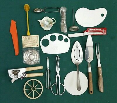 STARTER GOURMET CHEF COOKING PACKAGE - 18 Kitchen tools gadgets -TEA LOVERS SET