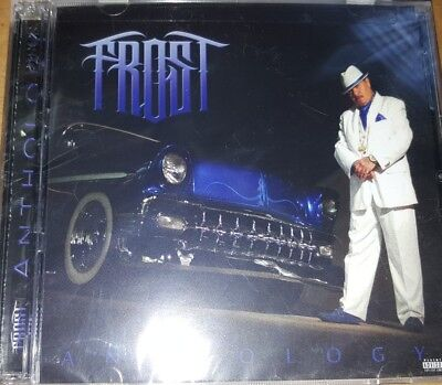 Frost Anthology Double Cd Best Of  Kid Frost Chicano Rap