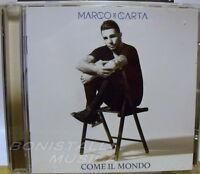 Marco Carta - Come Il Mondo - Cd Nuovo Mai Suonato -  - ebay.it