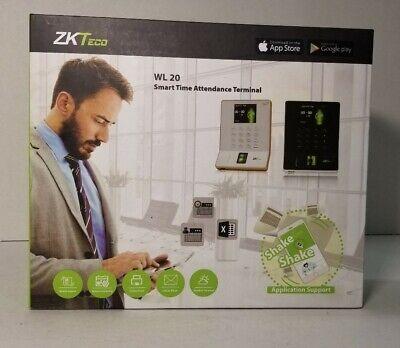 Zkteco Wl20 Smart Time Attendance Terminal