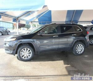 2015 Jeep Cherokee 4x4 4dr Limited