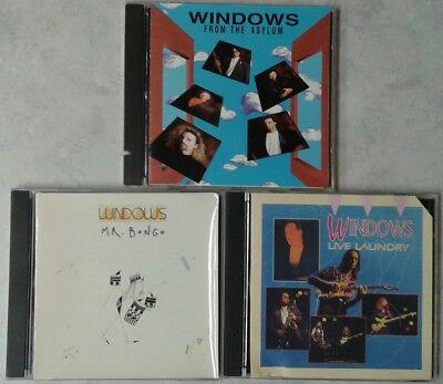 Windows  Cd Live Laundry   From The Asylum   Mr  Bongo 3 Cds Richard Morse