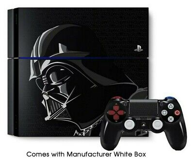 NEW PlayStation 4 PS4 500GB Star Wars: Battlefront Limited Edition Console Black