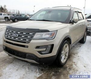 2017 Ford Explorer 4x4 4dr Limited