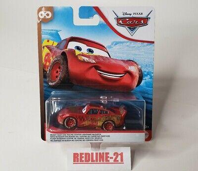 Disney Pixar Cars Thunder Hollow Muddy Rust-eze Lightning McQueen New 2020