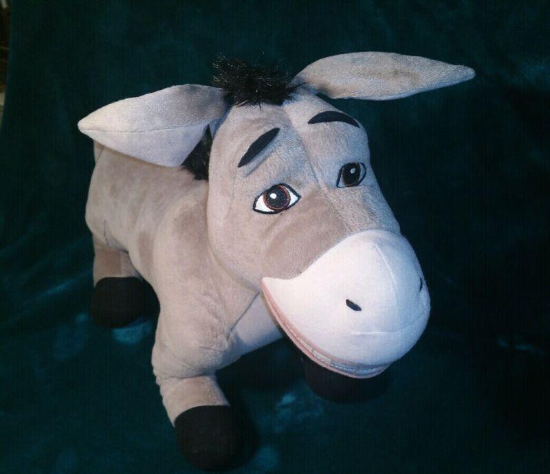 """Shrek Donkey Plush Jumbo Stuffed Animal Toy 20"""""""