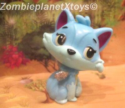Hatchimals Colleggtibles Figure Season 3  Blue Fox Foxfin Cute