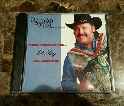 Ramon Ayala - Corridos Con El Rey Del Accordeon - 2003