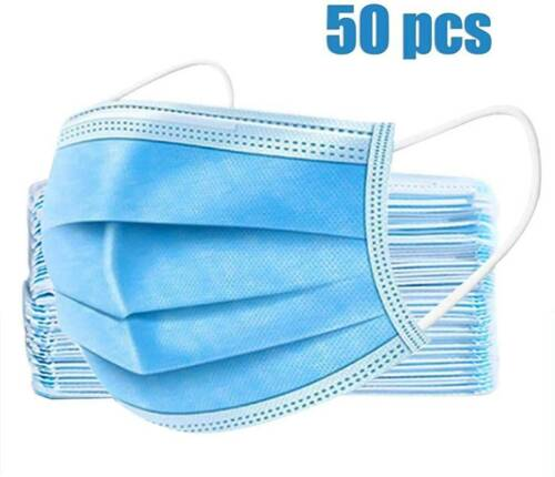 Same day shipping Guarantee face cover 50-Pack  Brand